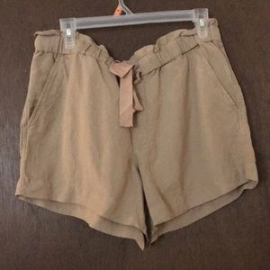 LOFT cloth shorts
